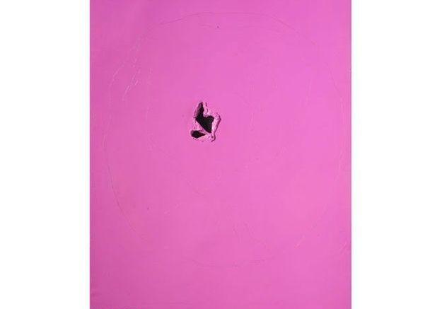 Rétrospective Lucio Fontana/ Paris