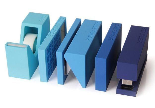 5 accessoires de bureau