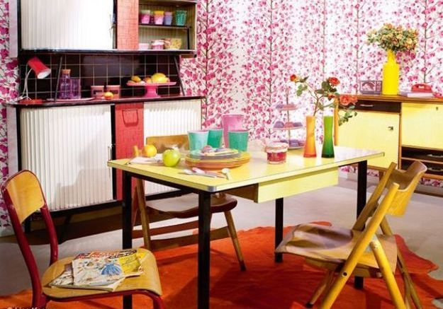 Le grand come-back du Formica! - Elle Décoration