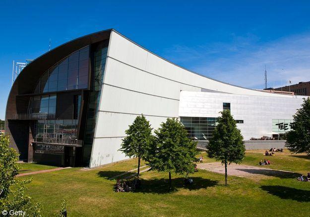 Musée d'art Contemporain d' Helsinki