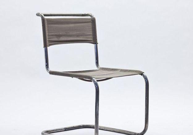 Chaise Luge par Marcel Breuer pour Thonet