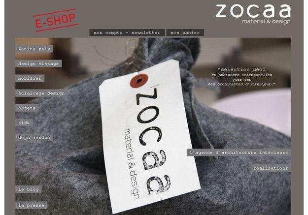 Pour les passionnés de meubles : Zocaa.com