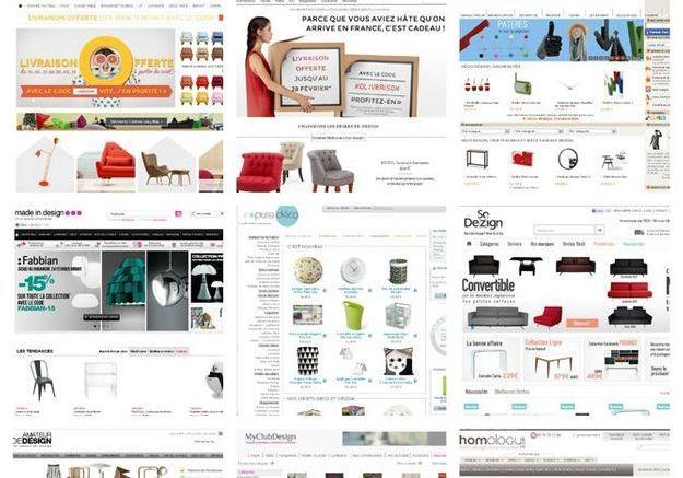 Design les boutiques en ligne ne pas manquer elle d coration - Design vente en ligne ...
