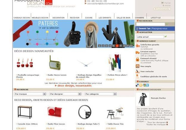 Absolument Design.com, fun et sympa