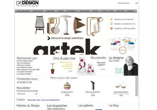 Amateur de design.com, presque culturel