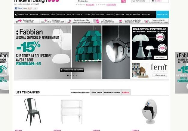 Made in Design.com, l'incontournable