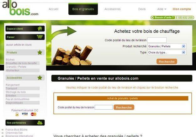 Allobois.com, pour acheter votre bois