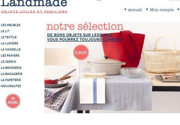Landmade.fr, 100% made in france