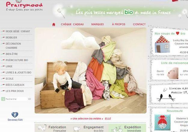 Prairy mood.com, spécial enfants