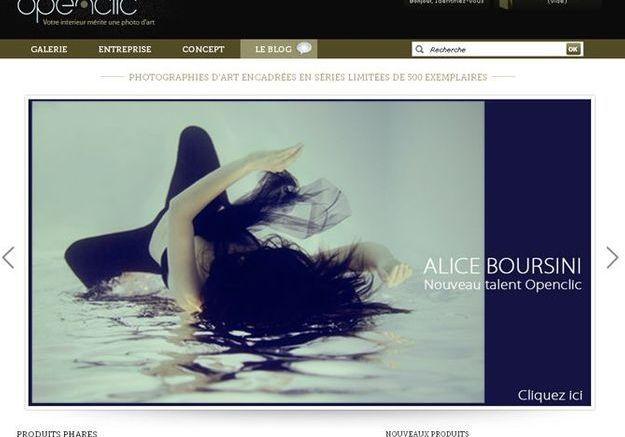 Pour les amateurs de photos : openclic.fr