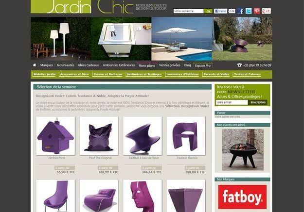 Jardin chic.com, le plus beau