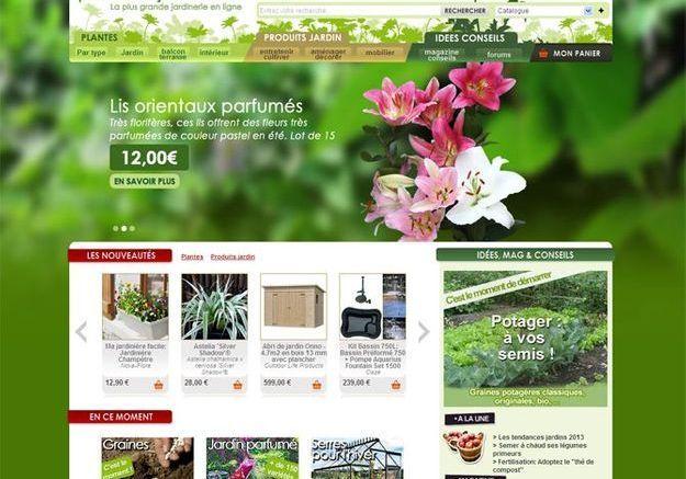 Plantes et jardins.com, la référence