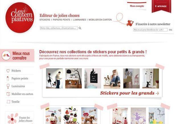 Pour les enfants, Les contemplatives.com