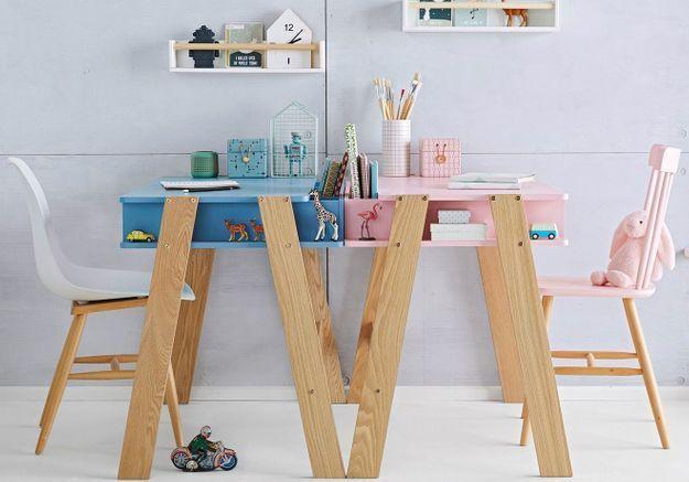 Un bureau pour enfant Vertbaudet