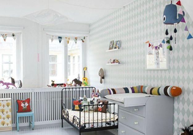 Une chambre d'enfant fun