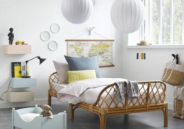 15 jolies chambres d 39 enfants copier elle d coration. Black Bedroom Furniture Sets. Home Design Ideas