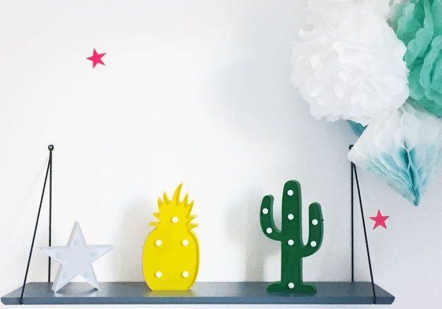 Luminaire pour enfant Nordic Factory