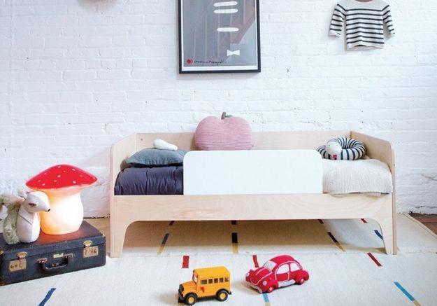 Un lit pour enfant Oeuf NYC