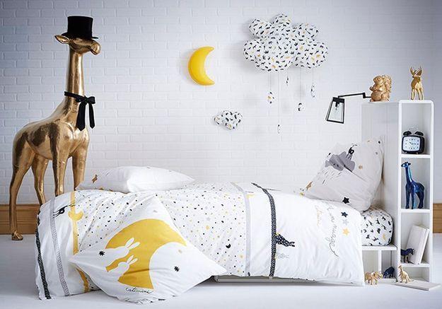 Parure de lit pour enfant Catimini