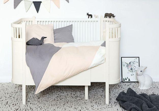 Parure de lit pour enfant Fadelab
