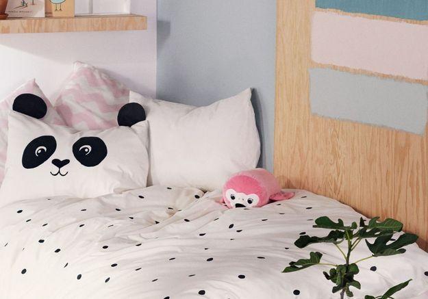 Parure de lit pour enfant H&M Home