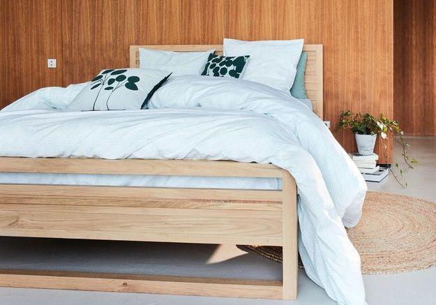 On invite la nature pour créer une chambre cosy