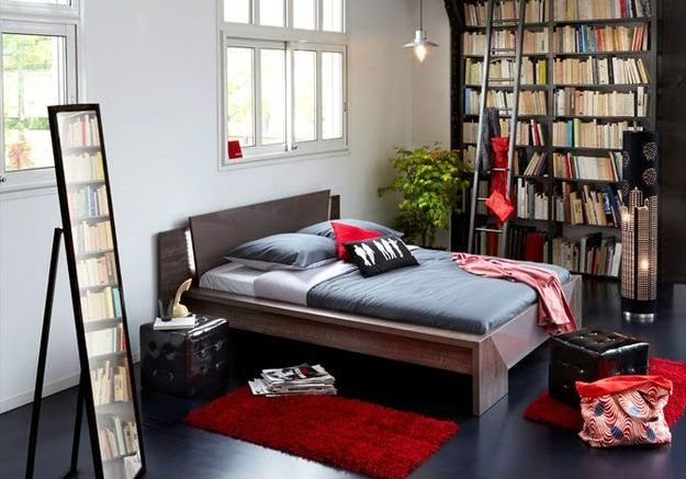 6 id es pour relooker sa chambre elle d coration. Black Bedroom Furniture Sets. Home Design Ideas