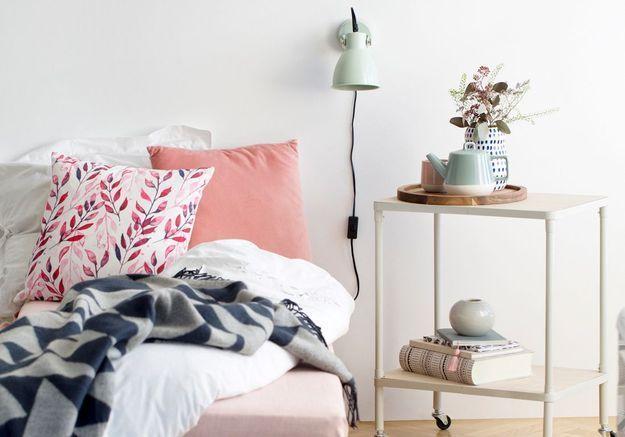 Choisir des lumières douces pour une chambre cocooning