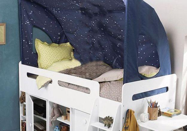 Une chambre d'enfants pour les rêveurs