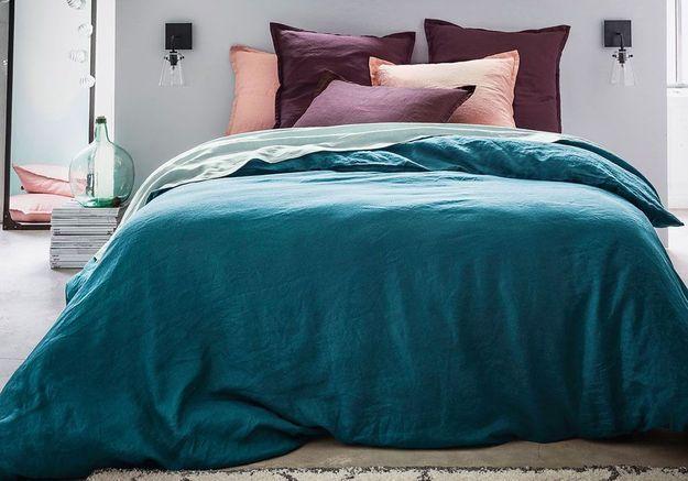 Twistez votre lit en cassant les parures