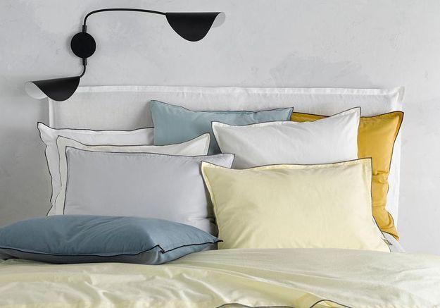 Décorez le mur au-dessus de votre lit