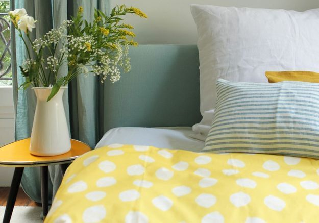 Linge de lit tonique Lab Design