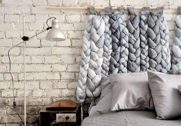 25 idées déco pour une tête de lit originale