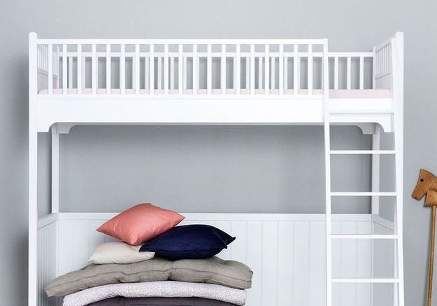 Lit mezzanine Oliver Furniture