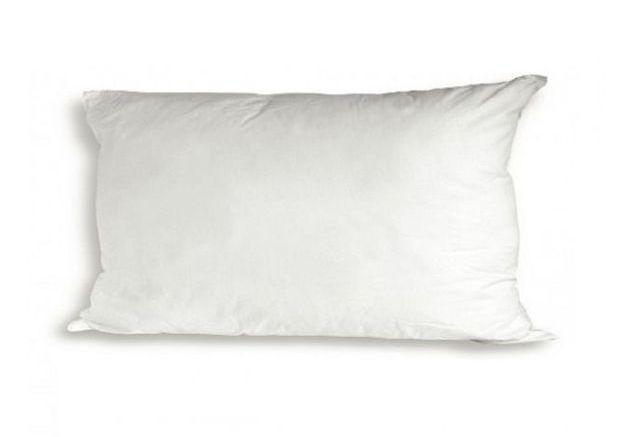 L'enveloppe et le protège-oreiller