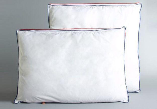 Quelle forme d'oreiller ?