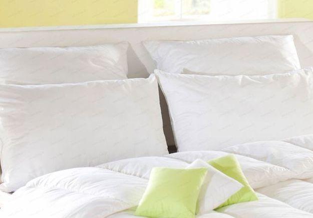 Nettoyer un oreiller