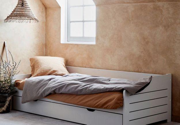 Un lit modulable
