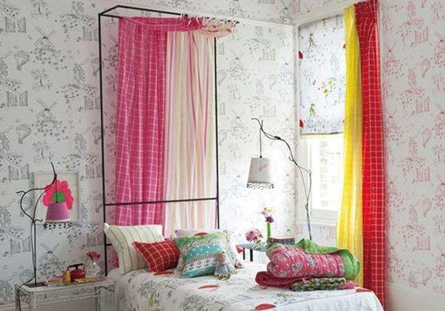 Quel Rideau Pour Une Chambre D Enfant Elle Decoration