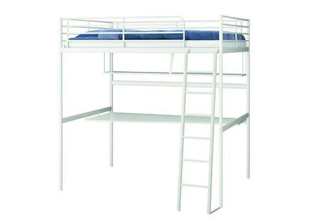 Un lit mezzanine pour ado