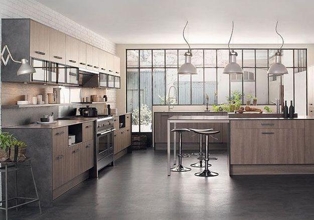 cuisine tu l 39 aimes et tu l 39 quipes elle d coration. Black Bedroom Furniture Sets. Home Design Ideas
