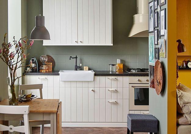 Astuces déco : comment agrandir une petite cuisine ?
