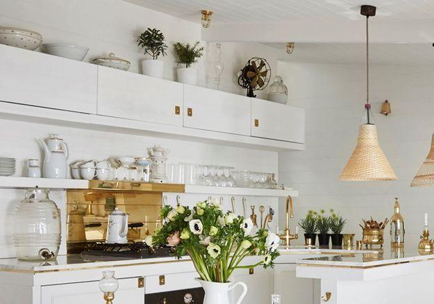 Investissez la place au-dessus de vos meubles