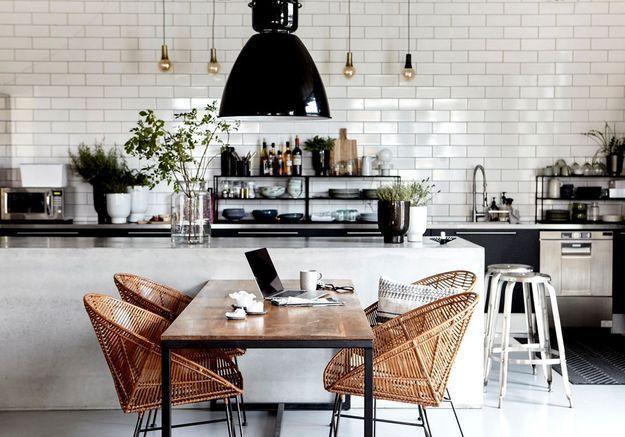 Les 5 id es canons piquer cette cuisine pleine d for Astuce decoration cuisine