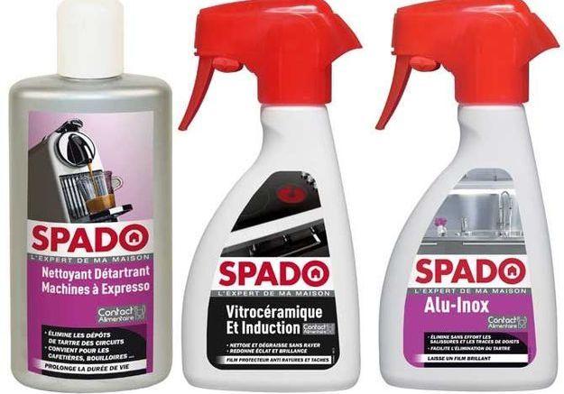 Cuisine : les bons produits Spado pour un ménage réussi