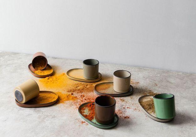 #ELLEDécoCrush : la très belle collection de vaisselle de Noé Duchaufour Lawrance pour Revol