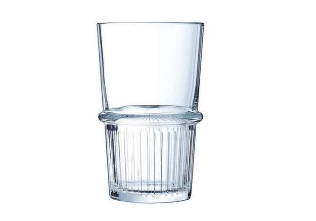 Vaisselle design : des verres à eau Art Déco