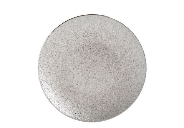 Vaisselle design : une assiette en porcelaine de Limoges