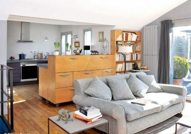 2) Le meuble sur mesure