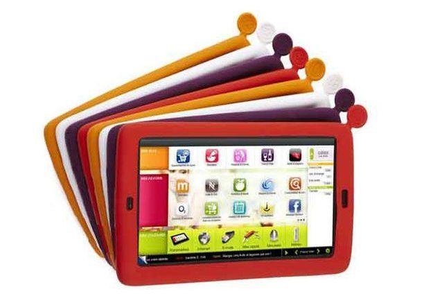 Une tablette interactive